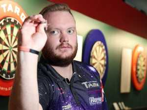 Coast darts king targets Taylor