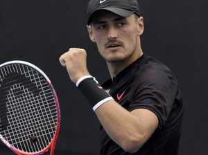 "Tomic: ""I just count my millions"""