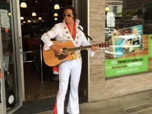 Elvis to play in Lismore
