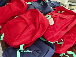 VIDEO: Back to School Backpacks