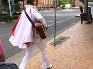 Elvis visits Lismore