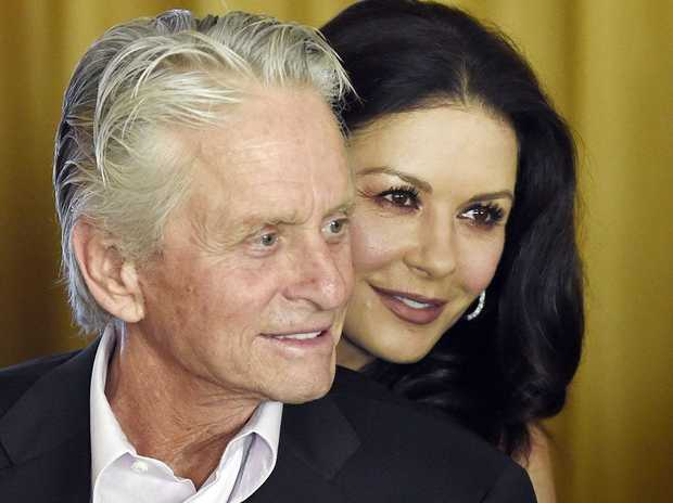 Catherine Zeta-Jones: Michael Douglas supports #MeToo