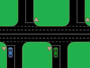 Are you confident with road rules? Solve this brain teaser