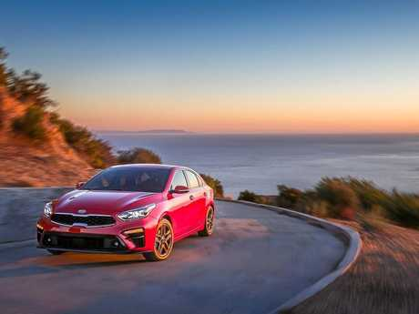 Expected to arrive in Australia by June, the 2019 model Kia Cerato has just been revealed.