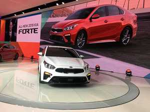 The 2019 Kia Cerato has been revealed