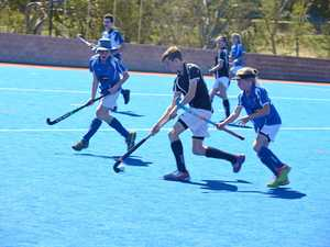 Junior hockey fun days some of the events of the week