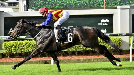 Pierata impressed in the Magic Millions Guineas.