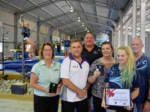 Warwick gymnastics scoop up unprecedented swag of awards