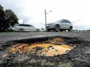 UPDATE: Latest development in CQ highway pot hole alert
