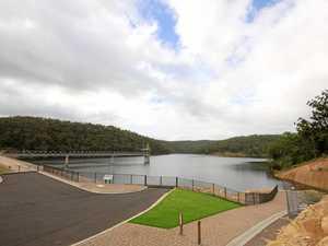 Shannon Creek Dam report card