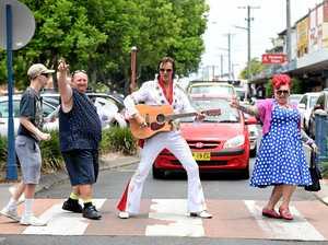 All Shook Up: Elvis sighted in Lismore