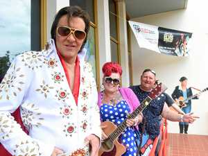 Elvis in Lismore