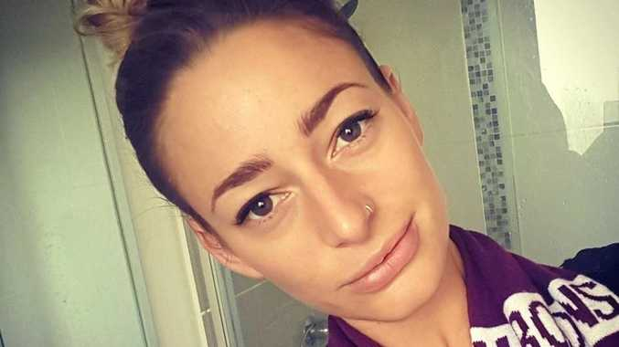 Tiffany Justine Sara Courtenay, 27, from Bucasia faced Mackay Magistrates Court, pleading guilty to seriously assaulting a police officer and driving under the influence.