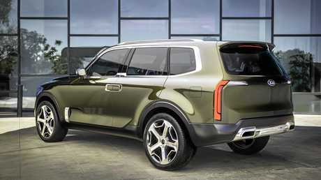 Kia has committed to build the Telluride large SUV.