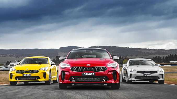Don't expect any hardcore versions of the Kia Stinger any time soon.
