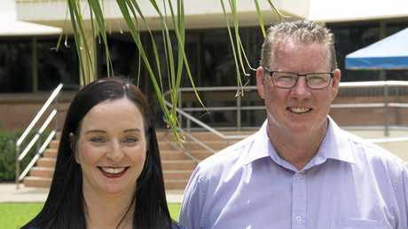 Keppel MP Brittany Lauga and Rockhampton MP Barry O'Rourke strongly encourage local community groups to put in their applications.