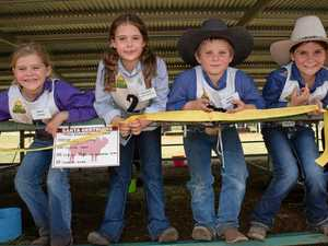 Santa Gertudis National Junior Show