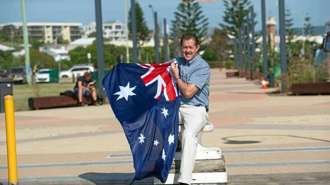 KEEP THE DATE: Cowper MP Luke Hartsuyker doesn't believe the Australia Day date should be changed.