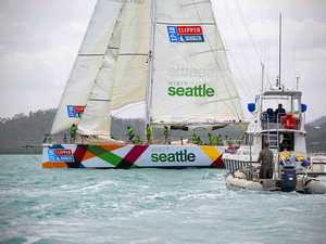 Visit Seattle takes win in All Australian Clipper Leg