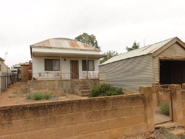 A 'renovator's delight' in the heart of Broken Hill. Picture: realestate.com.au