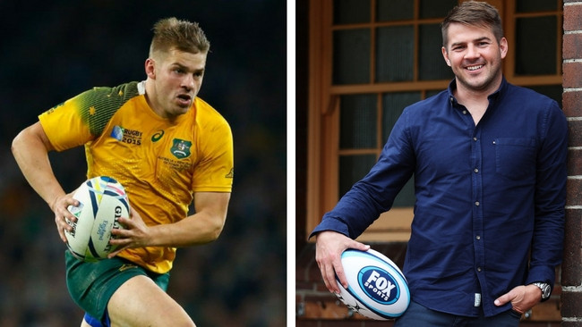 Former Wallaby Drew Mitchell will mix playing and commentary at the Global Tens.