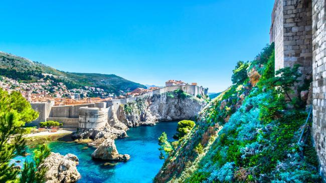Dubrovnik in Croatia. Picture: iStock.