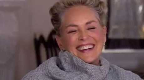 Sharon Stone was bemused a reported thought she wouldn't have faced sexual misconduct during her Hollywood career. Picture: CBS