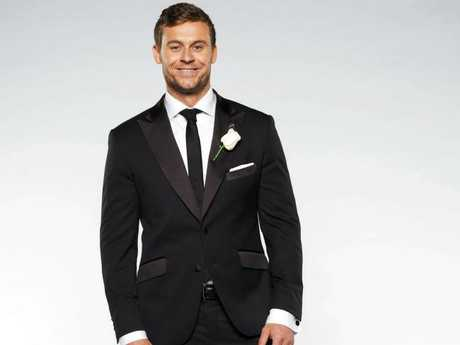 Ryan from Married At First Sight. Picture: Channel Nine