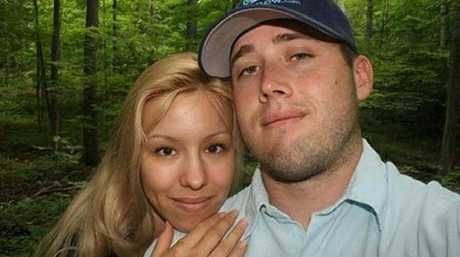 Jodi Arias was charged with first-degree murder after stabbing Travis Alexander (pictured) nearly 30 times and shooting him in the head. Picture: Supplied