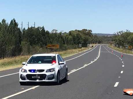 NSW highway reopens after crash 'carnage'