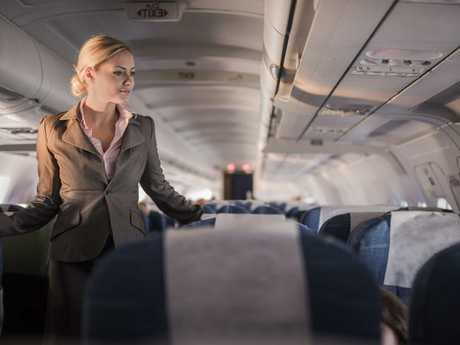 Flight attendants are good at sizing up passengers in a single glance.