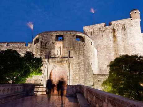 The Pile Gate in Dubrovnik, Croatia. Picture: iStock.