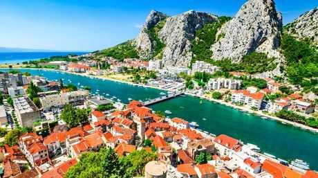 Omis, Croatia. Picture: iStock.