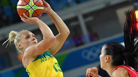 Australian guard Erin Phillip' last game for the Opals was the quarter-final match between Australia and Serbia at the Rio 2016 Olympic Games.