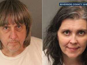 Starving siblings found chained to beds