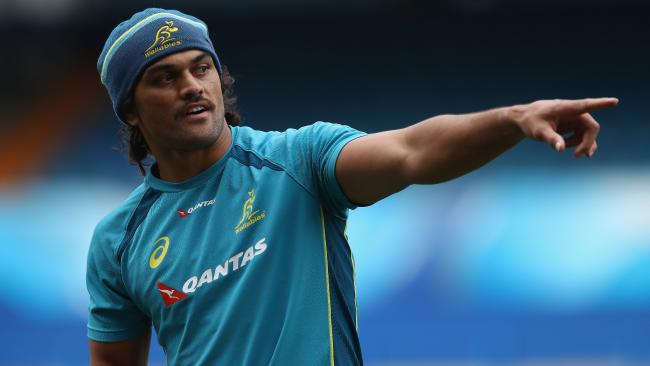 Where now for Karmichael Hunt? (Photo by Michael Steele/Getty Images)