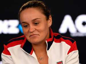 Ashleigh Barty headlines the Aussie assault on day two in Melbourne.