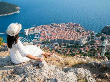 Dubrovnik in Dalmatia, Croatia. Picture: iStock.