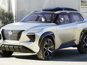 Nissan Xmotion concept car
