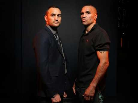 Mundine slams Horn over skin colour