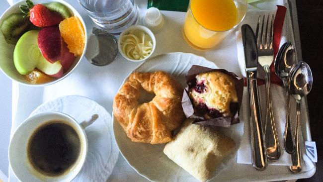 If you thought plane food was bad, you don't want to know about the coffee. Picture: iStock