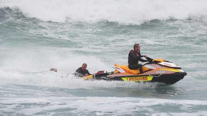 Surf lifesavers to test jet ski skills in Bay this weekend
