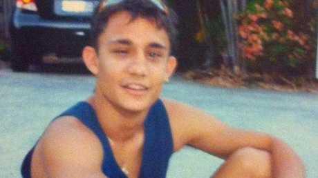 Murder victim Jayson Doelz. Picture: Facebook