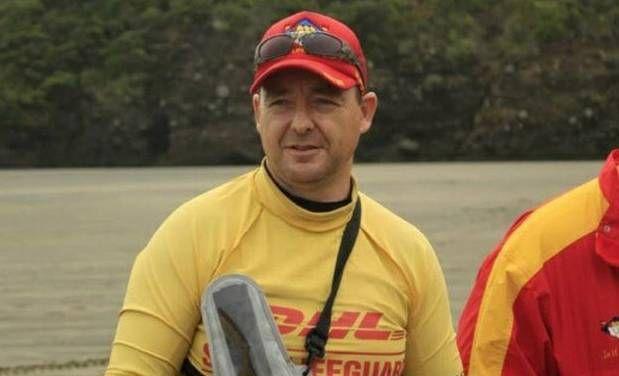 Adi Jenkins of Bethell's Beach Surf Lifesaving. Photo / Supplied