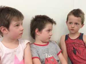 Woolooga school gets triplet boost