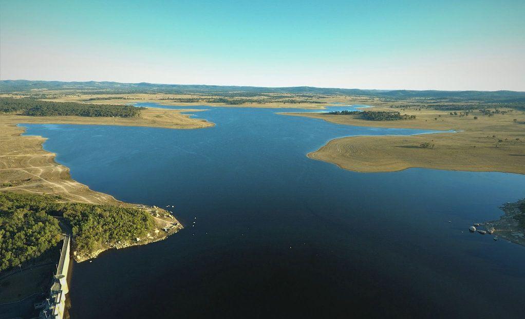 AMBER ALERT: Recent testing of Leslie Dam has shown elevated levels of blue green algae.
