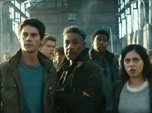 Maze Runner- The Death Cure
