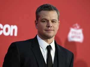 Matt Damon: 'I should close my mouth'