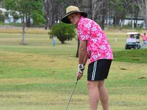 PHOTO GALLERY: Course turns pink for cause