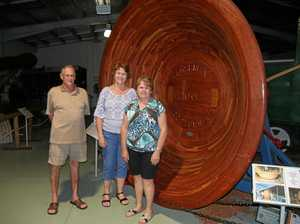 Record numbers for Proserpine Museum